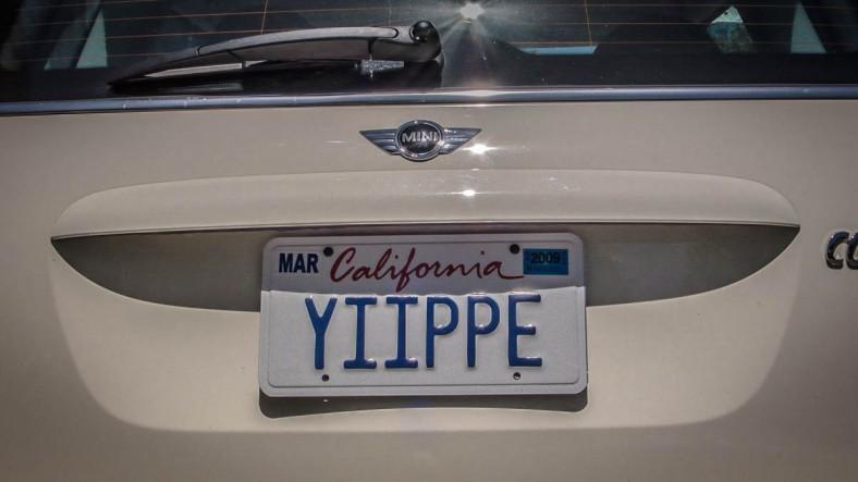 Yiipee, yipee, mini coooper